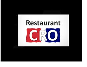 Restaurant CRO logo